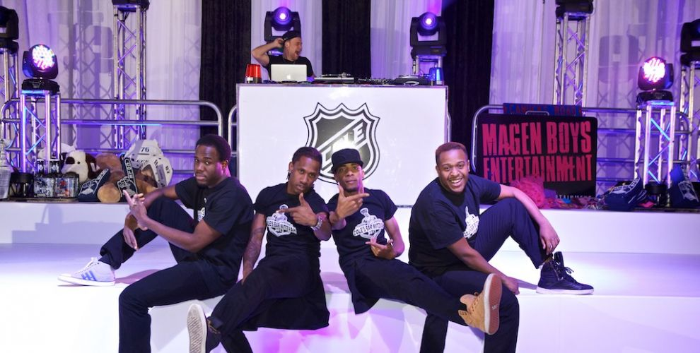 magen boys entertainment and event production